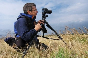 Steve Stoddart photography in the field