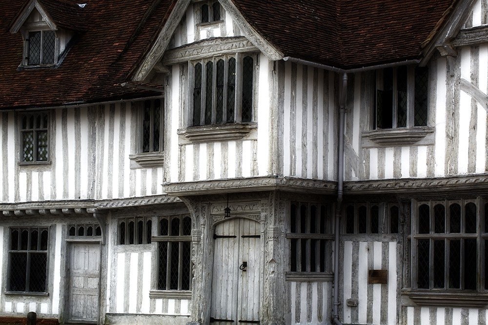 The Guildhall, Lavenham