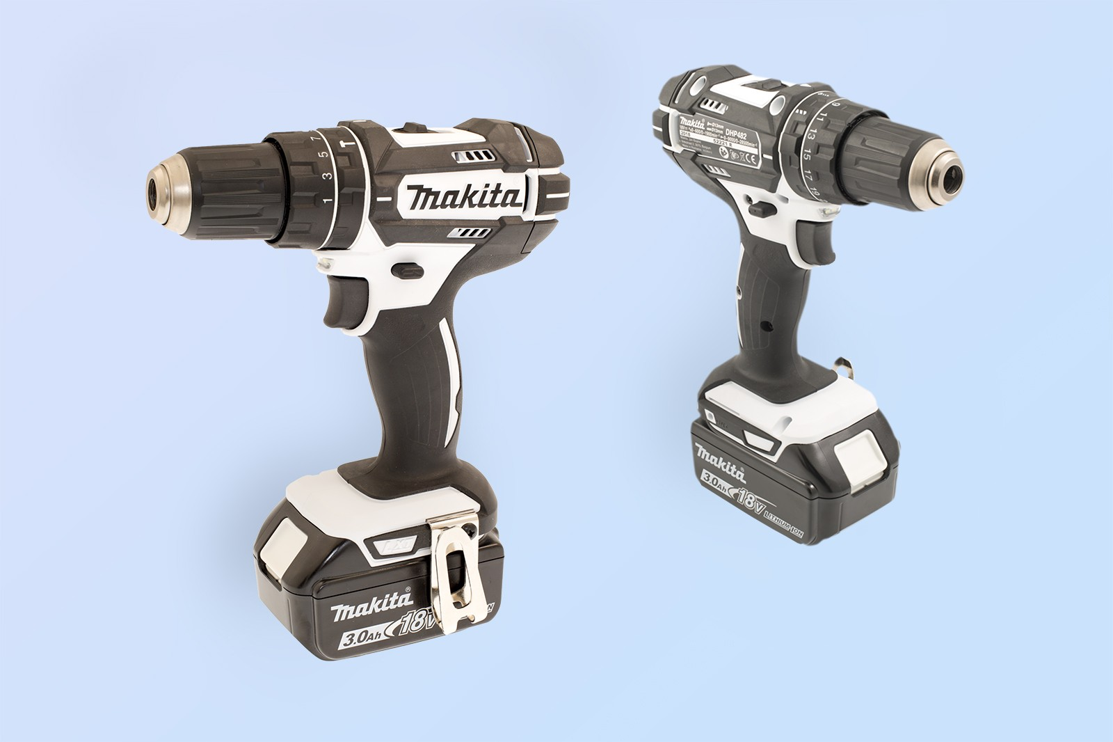 Product Photography -Makita Cordless Tools