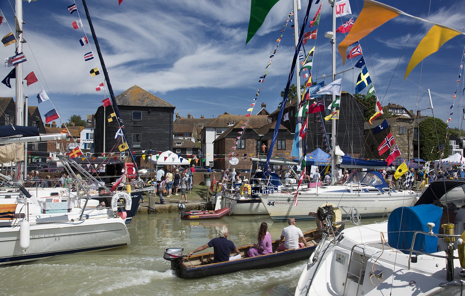The great Rye Festival